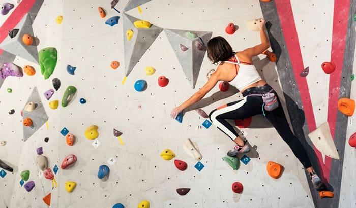do you need socks when doing indoor rock climbing