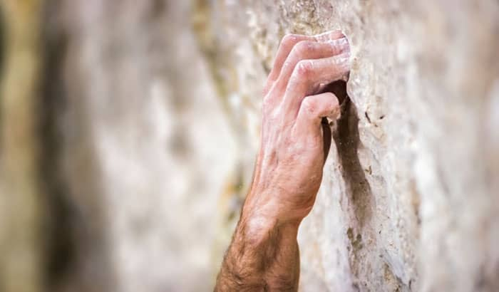 how to improve grip strength for climbing