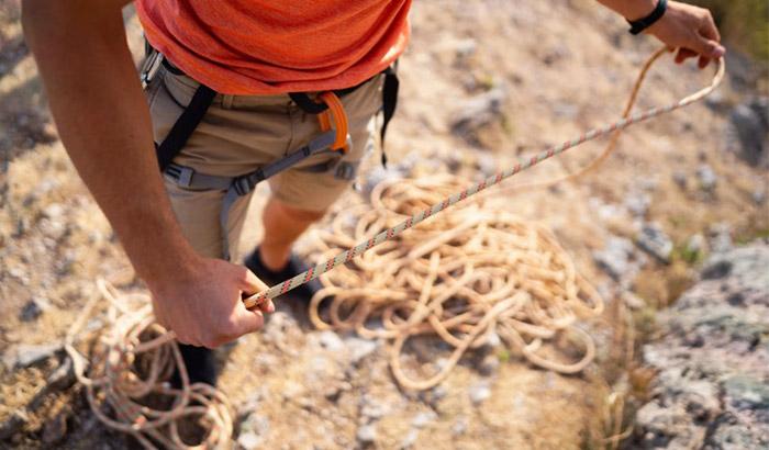 beginner rock climbing gear