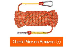 oxyvan rock climbing rope
